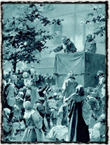 Kázaní mnicha Kapistrana