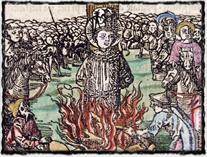 Husovo upálení - Jenský kodex