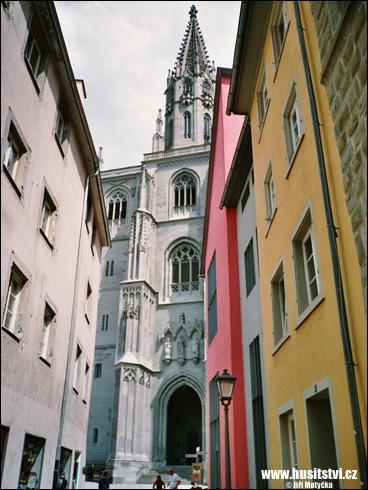 Konstanz (Kostnice, D) – Kostnická katedrála