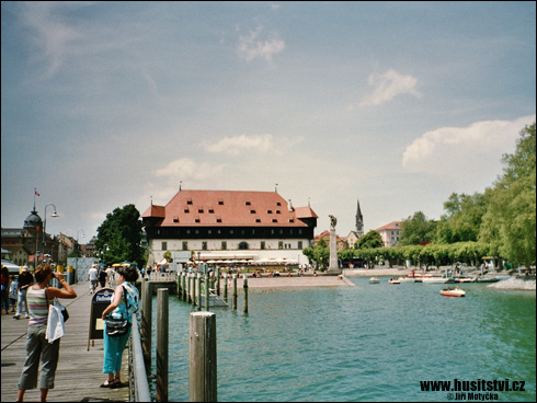 Konstanz (Kostnice, D) – Konzil