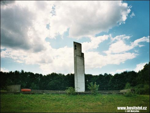 Tachov – památník bitvy (původní podoba)