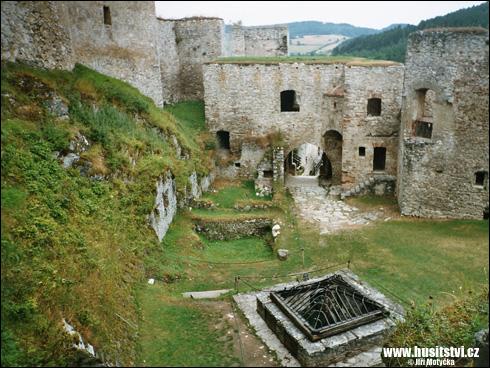 Rabí – hrad, při jehož obléhání přišel Jan Žižka o oko