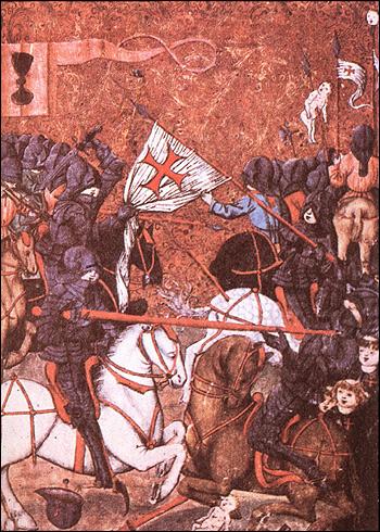 Jenský kodex – Boj husitů s křižáky