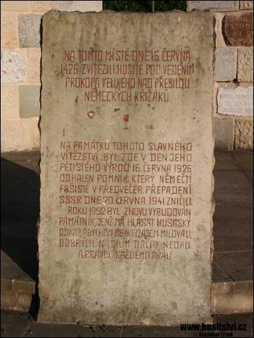 Ústí nad Labem – památník slavné bitvy