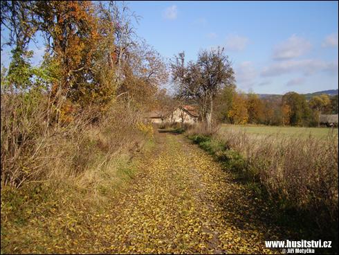 Miletínek – rodiště Diviše Bořka z Miletínka