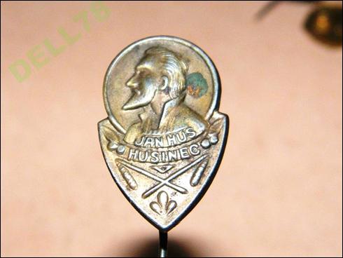 Odznak – Jan Hus, Husinec