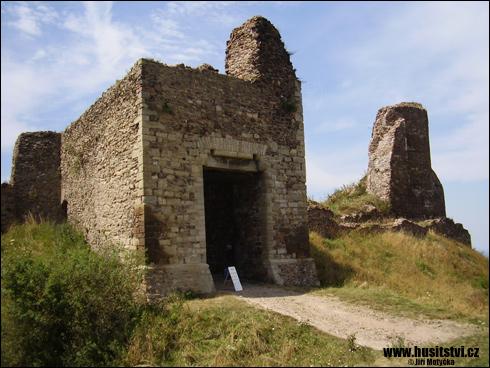Lichnice – hrad