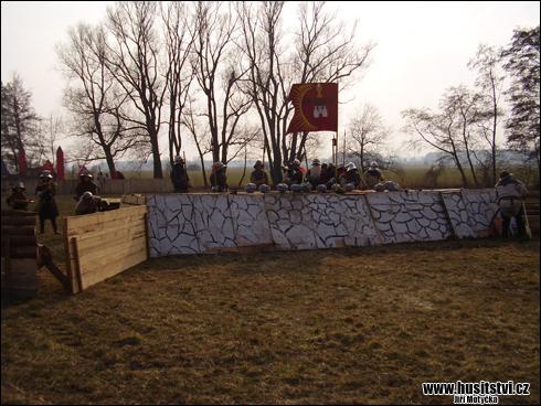 Rekonstrukce bojů o Prahu a na Vítkově (Mokrovousy, 30.03.2013)