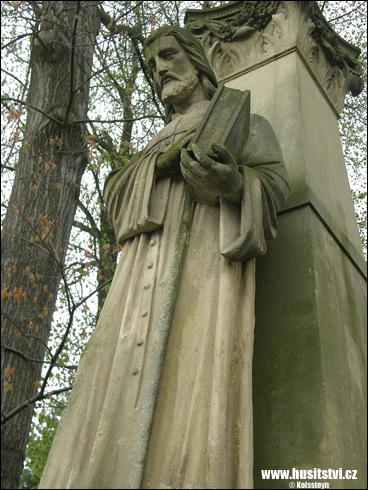 Roztoky u Jilemnice – památník Jana Husa
