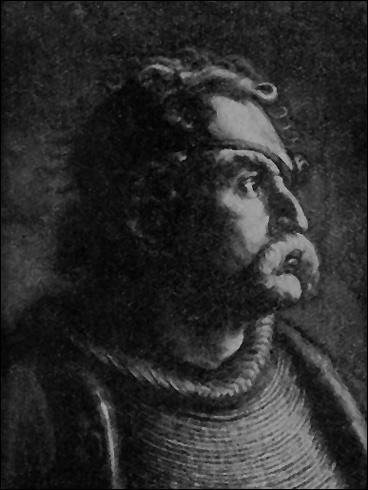 Hlava Vratislav – Jan Žižka