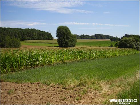 Hiltersried (D) – místo potupné porážky husitské spížovací výpravy r. 1433