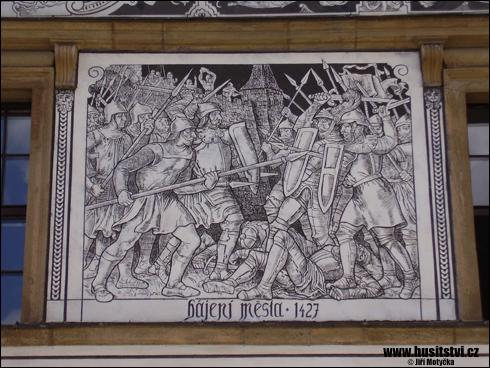 Stříbro – město husitského válečníka Přibíka z Klenové
