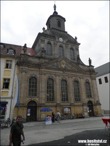Bayreuth (D) – po stopách husitské zahraniční výpravy 1429/30