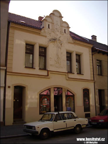 Pardubice – ulice U Divadla
