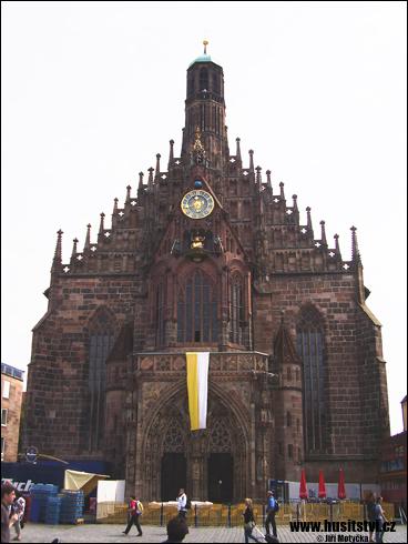 Norimberk (D) – říšské město spjaté s českou (husitskou) historií