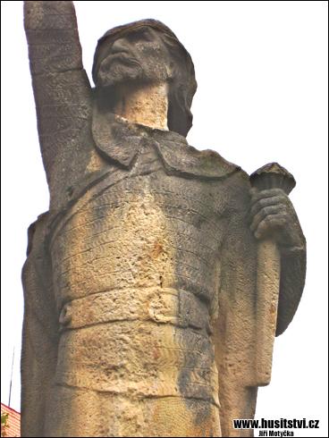 Honbice – památník Jana Žižky