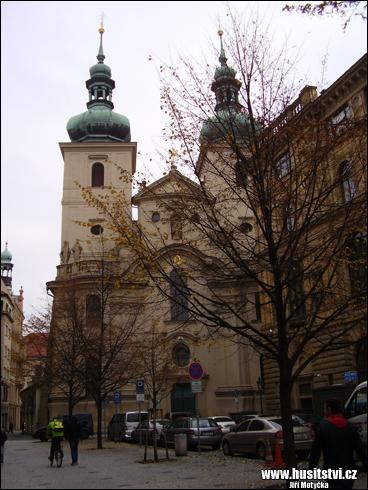 Praha - kostel sv. Havla