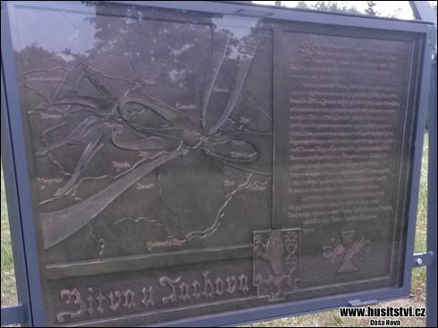 Tachov – památník bitvy (nová podoba)