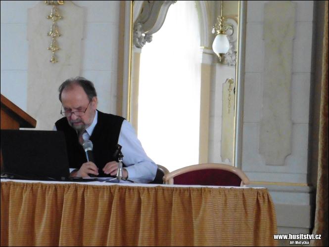Konference Jan Hus, husitství a východní Čechy (16.–18.09.2015, Chrudim)