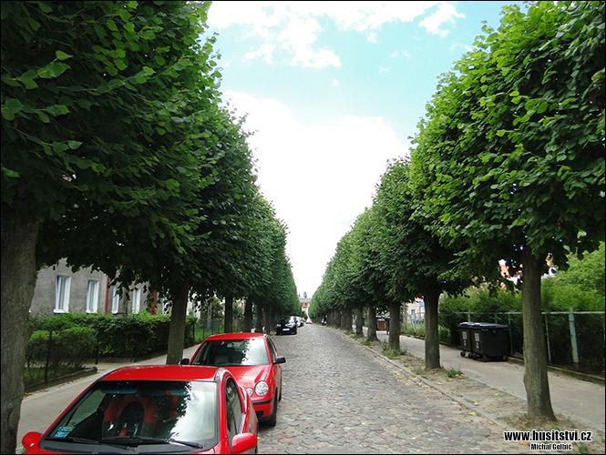 Gdaňsk a okolí (PL) - po stopách husitské výpravy k Baltu