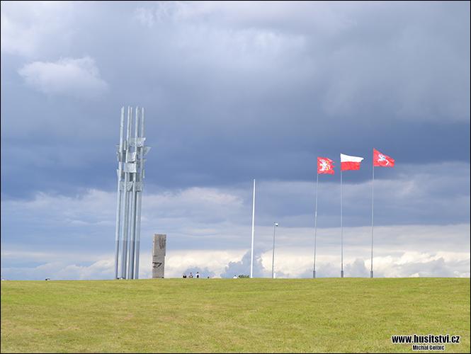 Grunwald (PL) – místo památné bitvy 1410