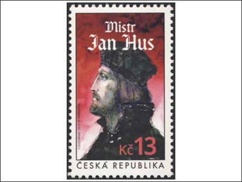 13 Kč – Jan Hus (2015)