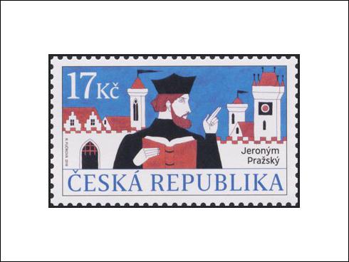 17 Kč - Jeroným Pražský (2016)