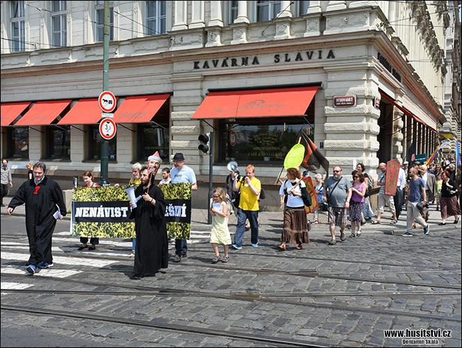 Českobratrská církev evangelická uspořádala velký
