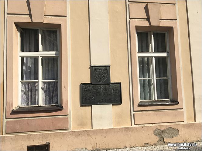 Praha – husitská mincovna