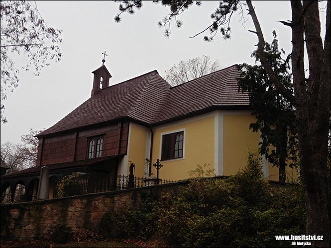 Hradec Králové - kostel sv. Jana Křtitele
