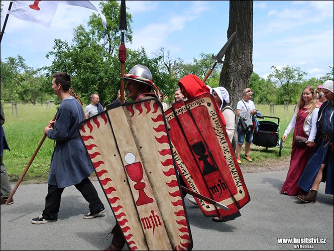 Husitské slavnosti v Třebechovicích