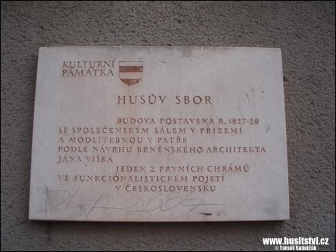Brno, Botanická ul. (CČSH)