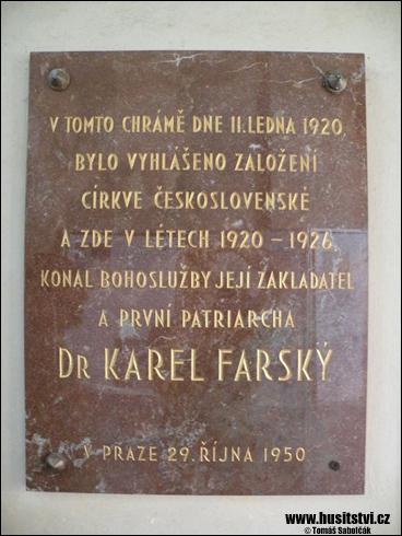 Praha - Staroměstské nám. (CČSH)