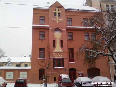 Praha - Nusle, Táborská ul. (CČSH)