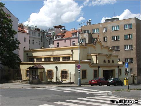 Praha - Žižkov (CČSH)