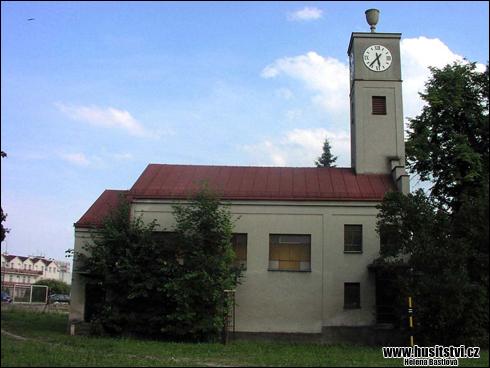Olomouc - Černovír (CČSH)