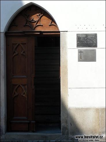 Jindřichův Hradec (CČSH) [foto: Václav Koranda z Boru]