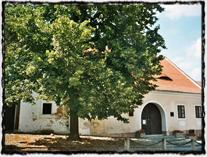 Husův rodný domek, pohled z Husovy ulice