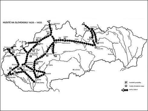 Husité na Slovensku 1428-1435
