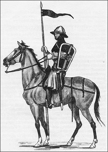 Husitský jezdec