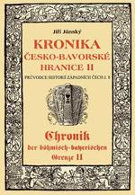 Jánský Jiří - Kronika česko-bavorské hranice II.