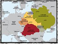Střední a východní Evropa v 15. století