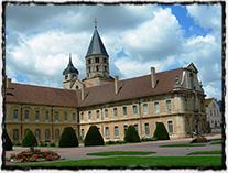Klášter Cluny, jedno z duchovních center středověké Evropy