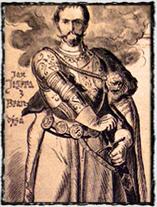 Skutečnou podobu Jana Jiskry z Brandýsa neznáme. Takto si jej představoval Mikoláš Aleš.