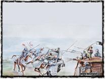 Útok na vozovou hradbu, © www.husitstvi.cz