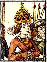 Barbora Celská, druhá manželka Zikmunda.
